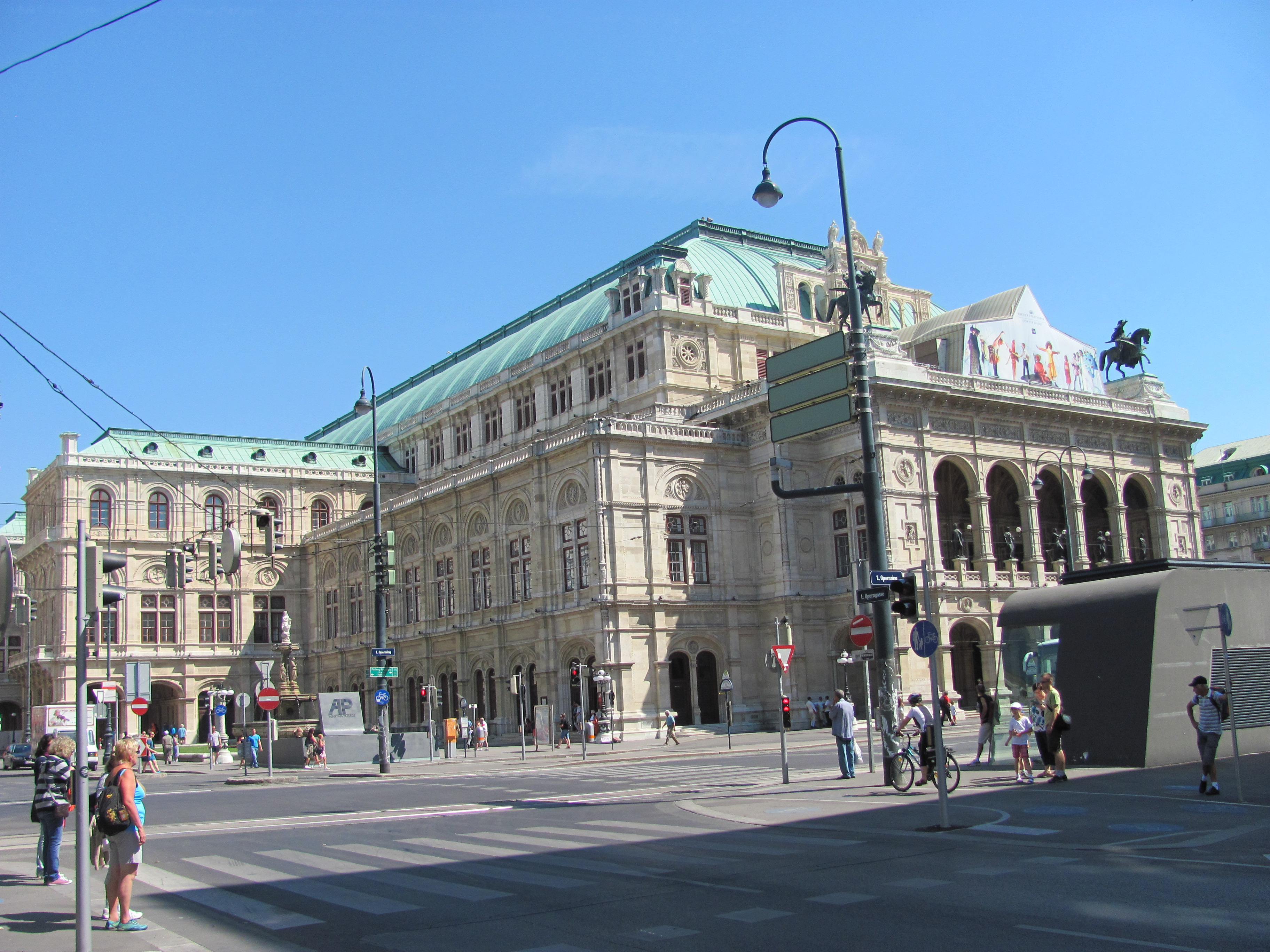 Vienna best architecture on every corner for Architecture vienne